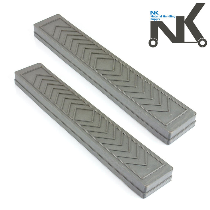 Rubber End Cap Replacements for NK Furniture Movers Dolly - RK Safety