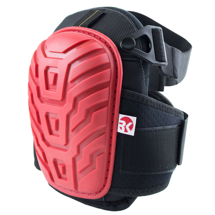 RK Safety Knee Pads with Foam Padding Gel Cushion - RK Safety