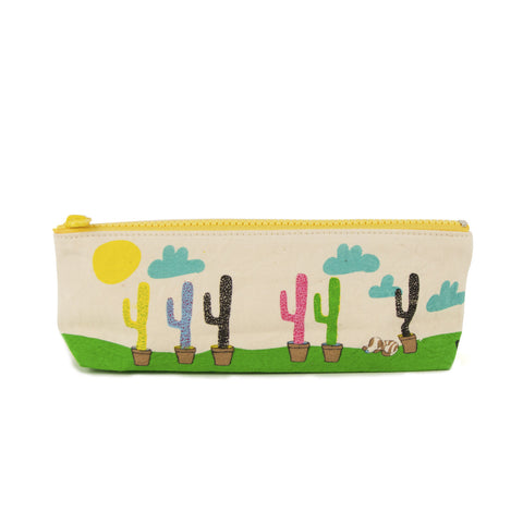 Pencil Case - CACTUS