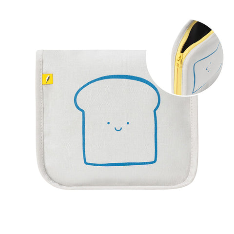 Snack Mat - Bread Blue