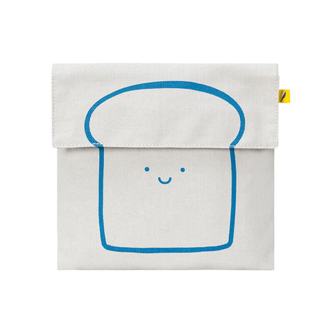 Flip Snack Sack - Bread Blue