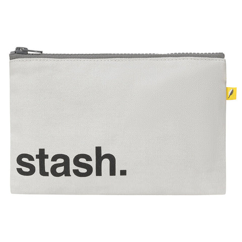 Zip Snack Sack - Stash Black (Snack Size)