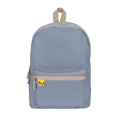 Fluf B Pack Backpack Mid Blue