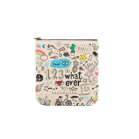 Zip Pouch _ Whatever