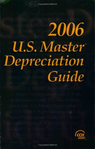 2006 U.S. Master Depreciation Guide