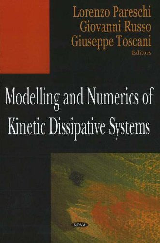 Modeling And Numerics of Kinetic Dissipative Systems