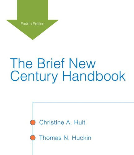 Brief New Century Handbook, The (with MyCompLab NEW with Pearson eText Student Access Code Card) (4th Edition)