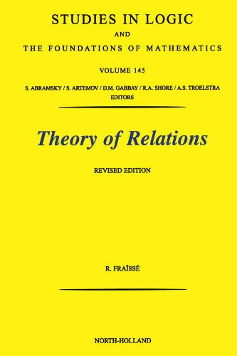 Theory of Relations: Revised Edition
