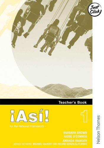 !Asi! 1Teacher's Book