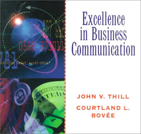 Excellence in Business Communication (4th Edition)