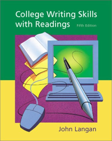 College Writing Skills with Readings, 5th Edition