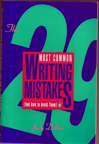 The 29 Most Common Writing Mistakes and How to Avoid Them