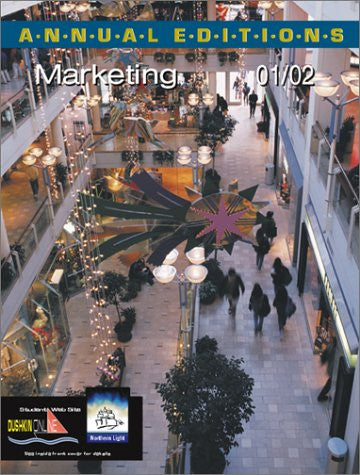 Annual Editions: Marketing 01/02