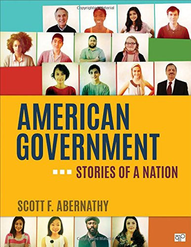 American Government; Stories of Stratergy and Action