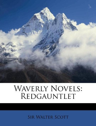 Waverly Novels: Redgauntlet