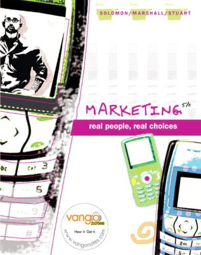 Marketing: Real People, Real Choices Value Package (includes Brand You) (5th Edition)