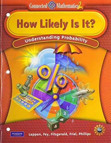 CONNECTED MATHEMATICS GRADE 6 STUDENT EDITION HOW LIKELY IS IT