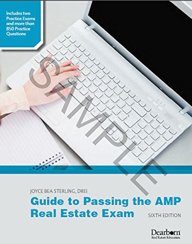 Guide to Passing the AMP Real Estate Exam