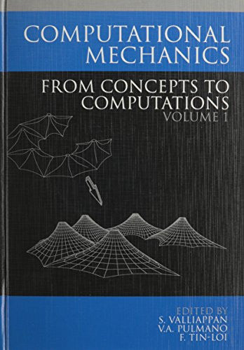 Computational Mechanics from Concepts - Volume 1