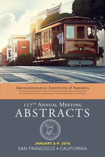 117TH ANNUAL MEETING ABSTRACTS (Aia Abstracts)