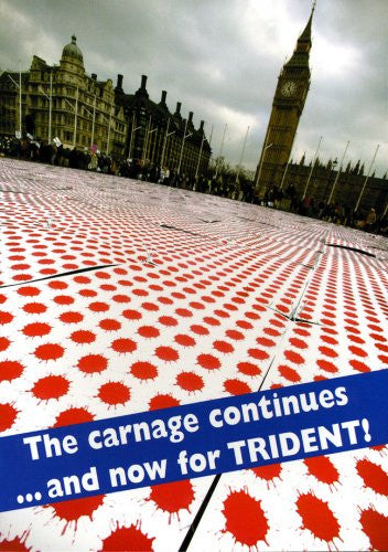 The Carnage Continues, and now for Trident! (The Spokesman)