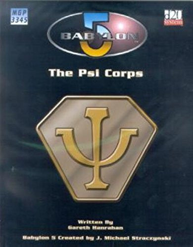 Babylon 5: The PSI Corps
