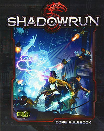Shadowrun Fifth Ed Softcover*OP