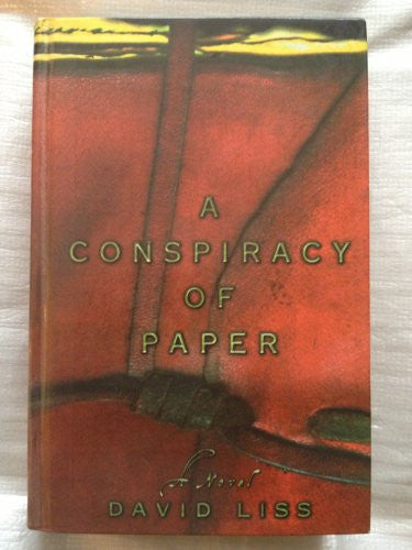 A Conspiracy of Paper - Large Print