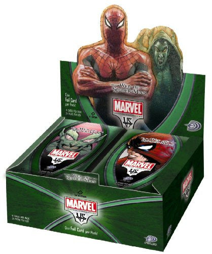 Marvel TCG: Web Of Spider-Man Booster Pack