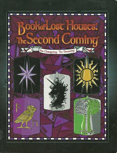 Book of Lost Houses *OP (Changeling: The Dreaming)