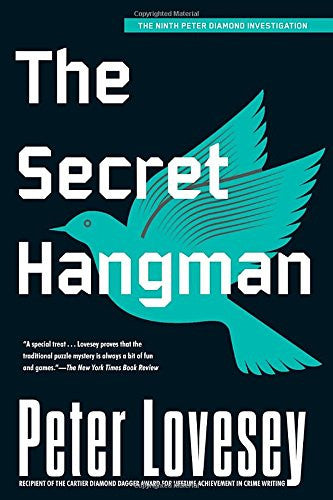 The Secret Hangman (A Detective Peter Diamond Mystery)