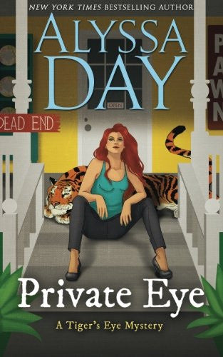 Private Eye (A Tiger's Eye Mystery) (Volume 2)