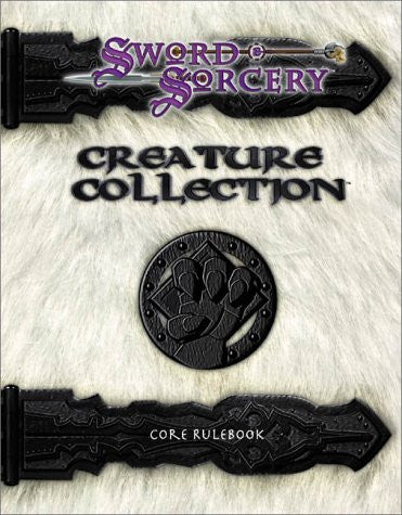 Creature Collection: Core Rulebook (Sword and Sorcery)
