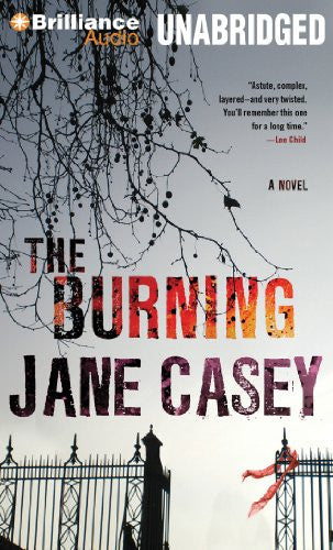 The Burning: A Novel (Maeve Kerrigan)