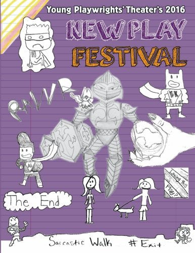 2016 New Play Festival Book