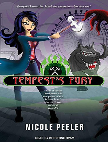 Tempest's Fury (Jane True)