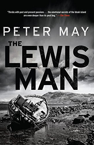 The Lewis Man: The Lewis Trilogy