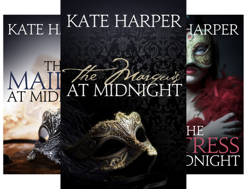 Midnight Masquerade Series (3 Book Series)