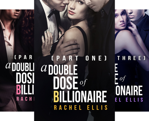 A Double Dose of Billionaire (4 Book Series)
