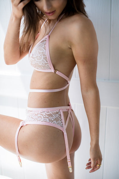 Soft Suspender Belt