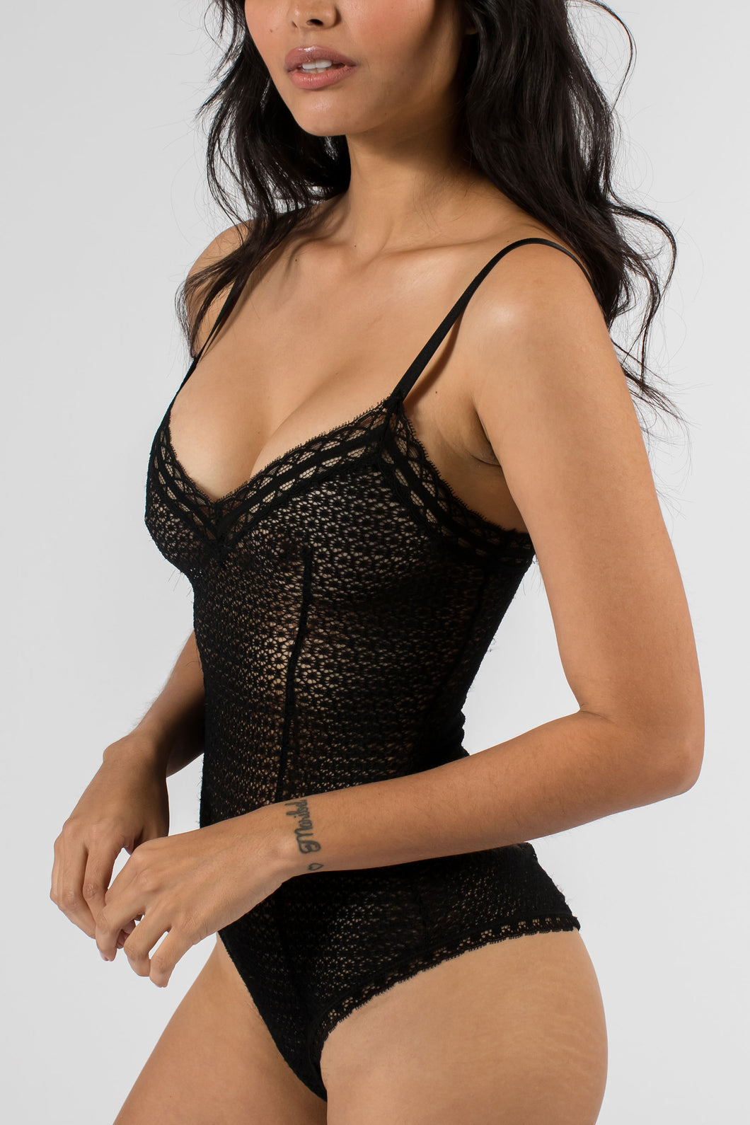 Soft Lace Bodysuit