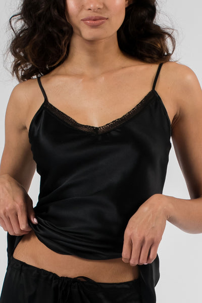 Silk Lounge Cami