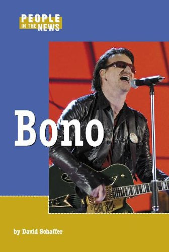 People in the News - Bono