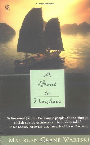 A Boat to Nowhere (Signet Books)