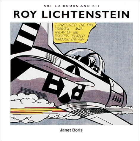 Art Ed Books and Kit: Roy Lichtenstein (Art Ed Book and Kits)