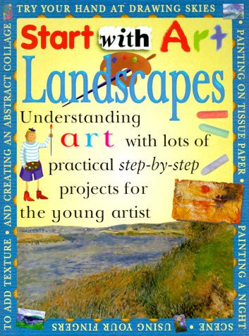 Landscapes (Start With Art) Pb (Start with Art (Heinemann Paperback))
