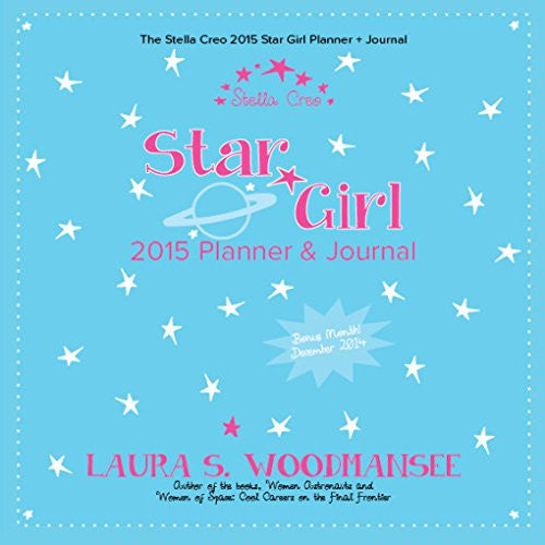 The Stella Creo 2015 Star Girl Planner and Journal