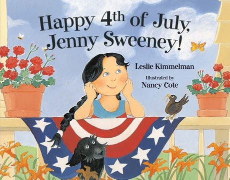 Happy 4th of July, Jenny Sweeney!