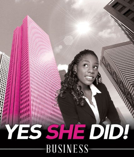 Yes She Did! Business