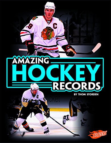 Amazing Hockey Records (Epic Sports Records)